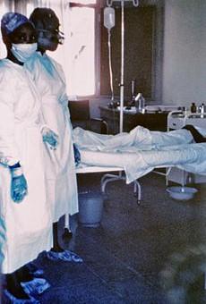 Ασθένεια ιού Έμπολα